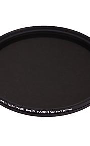 FOTGA 82mm Slim Fader Neutral Density ND filter Variabel Justerbar ND2 til ND400