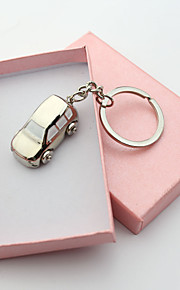 Personalized Engraved Gift 3D SUV Car Shape Keychains(Set of 6)