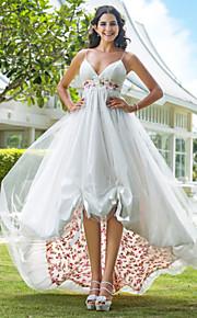Lanting Bride® Trapèze / PrincesseGrandes Tailles / Petites Tailles / Non Spécifiques / Pomme / Sablier / Triangle Inversé / Poire /