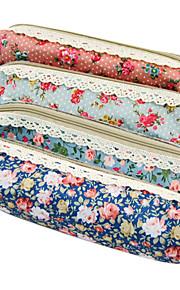 Flower Lace Pen Bag(Random Color)