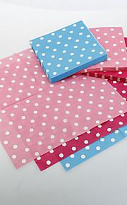 servilletas-set de puntos simples de 20 (más colores)