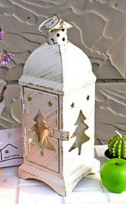 Christmas Tree Hollow-out Lantern(More Colors)