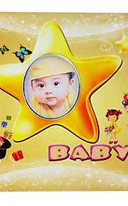 """Estadísticas bebé Estilo 8 """"* 10"""" Photo Album (20 Pocket 40 lados)"""