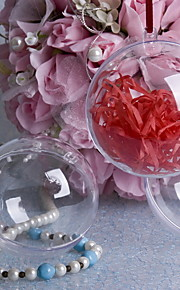 Wedding Decor plastica sfera trasparente per la decorazione