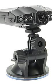 Visione supporto dell'automobile dello schermo di TFT-LCD hd720p dvr notte da 2,5 pollici