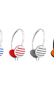 Salar EM310 Cool-Designet Over-Ear Headphone for PC / iPod / iPhone / Samsung / HTC