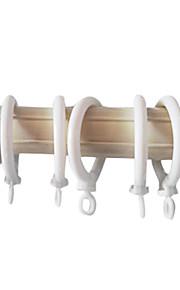 Fantasia Roma estilo sólido Cilp Ring (3,4 centímetros de diâmetro)