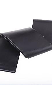 DIY Auto Steering Wheel Cover echt leder met de hand naaien met naald en draad