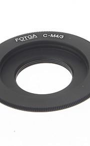 FOTGA C-M4 / 3 Digial עדשת המצלמה מתאם