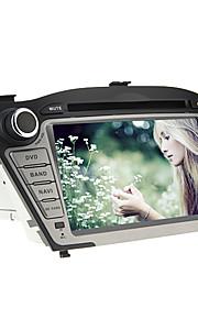 7 inch 2 din in-dash auto dvd speler voor Hyundai ix35 2010-2013 met gps, bt, ipod, rds, tv