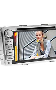 6.95inch 2 din in-dash auto speler voor Toyota Hilux 2012-2013 met gps, bt, ipod, rds, touch screen