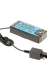RCD50 auto klok Themoeter Vochtigheid Sensor Digital Screen