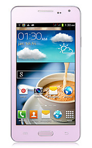 "H9007 - dual-core Android 4.2 smartphone met 5,5"" scherm (dubbele camera, 3G/wifi, 512MB, 4GB, dubbele SIM)"