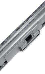GoingPower 11.1V 4400mAh Laptop Batteri til Sony Vaio VGN-CS VGN-CS19 VGN-CS2 VGN-CS260 VGN-CS290 serien Sølv