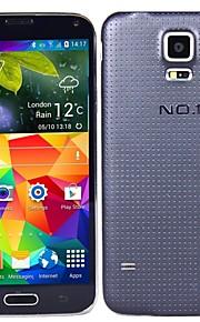 """No.1 S7 5.1 """"4.2.2 Smartphone 3G (WiFi, GPS, appareil photo à double, 1 Go de RAM, 16 Go de ROM) Android"""