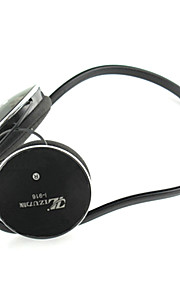 Lizu 916 Hals hodetelefon med mikrofon / fjernkontroll (assortert farge)