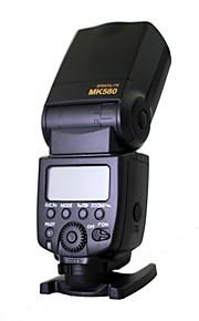 Meike  MK 580 MK580  E TTL Flash Speedlite for Canon 580EXII EOS 5DII 5DIII 7D 60D 650D 600D 550D 500D 450D 400D 1100D