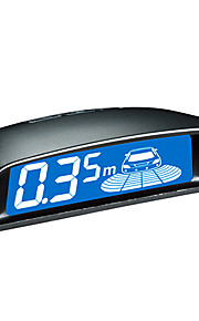 Датчик парковки с 4 Radar + дисплей + зуммер 3109