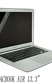 Høy kvalitet Invisible Shield Smudge Proof skjermbeskytter for MacBook Air 13.3-tommers