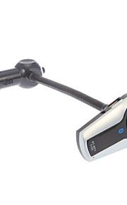 Bil Bluetooth MP3-afspiller USB FM-radio Modulator Håndfri Talk med fjernbetjening