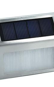 mur de lampes de mur solaire contrôle de la lumière 2-conduit monté clôture de jardin lightst
