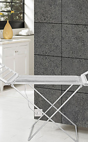 Aquecedor de Toalha Alumínio Idependente 1470*540*740mm Aluminio Contemporâneo