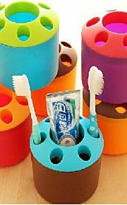 Colorful and Lovely Toothbrush holder(Assorted Colors)
