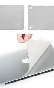 "ab ansikt metall hele kroppen hud vakt for macbook hinnen 13,3 ""/ 15,4"""