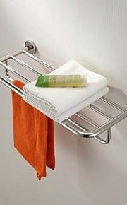 Stainless Steel Bright polert finish Towel Rack