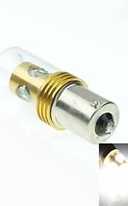 BAU15S 1056 PY21W Cree XP-e conduit 20w 1300-1600lm 6500-7500k ac / DC12V-24 blanc tour la lumière - or transparent