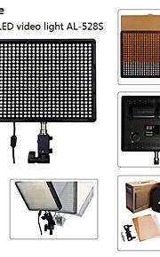 Aputure Amaran al-528s LED Illuminazione video digitale per canon / nikon / sony F926 (ci standard)
