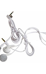 Stereo Earphone Headphone and Remote Control for Sony PSP 2000 3000 Console