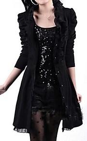 שמלה - מעל הברך - פוליאסטר - קז'ואל/תחרה/מסיבה/עבודה - כולל חגורה
