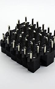 eu enchufe para conectar convertidor enchufe de alimentación (110V-240V 20 / pack)