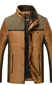 Men's Fashion Stand Collar Jacket