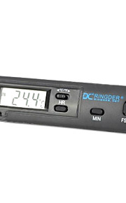 auto airconditioning vent digitale thermometer