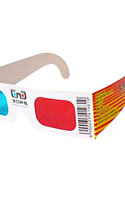 ordenador 3d gafas 3d rojo azul gafas de color rojo y verde