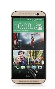 (3 st) högupplösta skärmskydd för HTC One m8