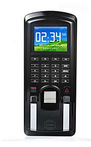 Virkelig MF151 Engineering Community Dedikeret / Fingerprint Access Control Deltagelse Machine kan tilpasses