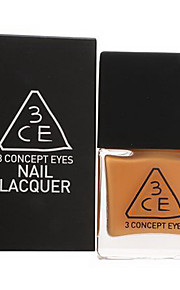 3 Concept Eyes  Nail Lacquer #OR06 10ml