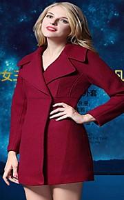 LIFVER® Women's Wool High-end Female Coat Coat