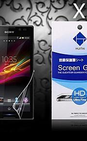 hd skärmskydd med damm absorbatorn till Sony Xperia z3 mini (1 st)