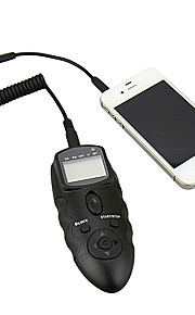 JJC kabel-ios shutter overgang til iphone5 iphone4 iPhone4S