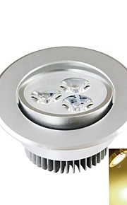 SENCART 3 W 3PCS COB 300-350 LM Warm White Recessed Retrofit Decorative Ceiling Lights AC 85-265 V