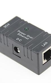 poe pouvoir d'injecteur commutateur poe001 adaptateurs Ethernet pour adaptateur de caméra de poe