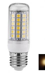 Ampoules Maïs LED Blanc Chaud / Blanc Naturel T E26/E27 5W 69 SMD 5050 560LM LM AC 100-240 V