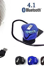 q1 super mini estéreo bluetooth v4.1 auricular del gancho del oído de los auriculares inalámbricos universales con el mic para el iphone 6 samsung