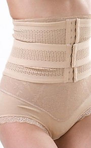 Shapewear Waist Cincher Spandex Almond Sexy Lingerie Shaper