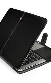 """Protective PU-Leder Flip Open Case für MacBook Pro Retina 15.4 """"(verschiedene Farben)"""