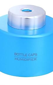 flaske caps luftfukter bærbar mini kreative luftrense forstøving luftfukter usb drevet